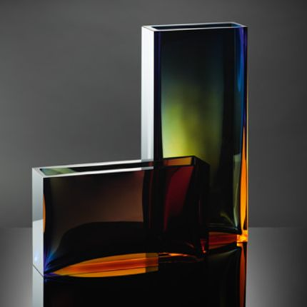 Art glass - TRAAM - ANNA TORFS