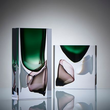 Verre d'art - MOMENTS - ANNA TORFS
