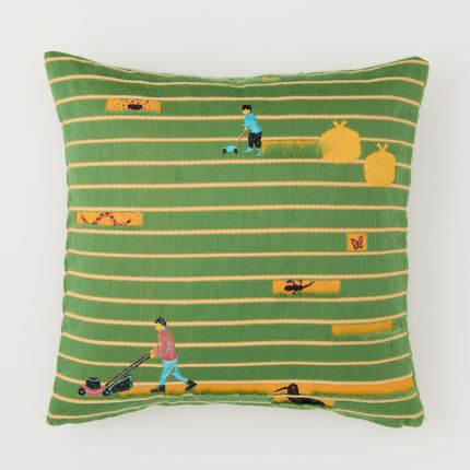 Cushions - SNIP SNAP | cushion cover  - YURI HIMURO