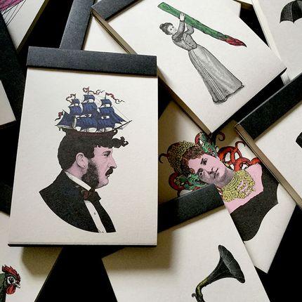 Objets de décoration - Bloc-notes Arti - GANGZAÏ