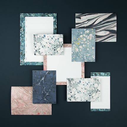 Stationery store - Marbled Stationery - STUDIO FORMATA