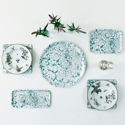 Ustensiles de cuisine - Marbled Serving trays - STUDIO FORMATA