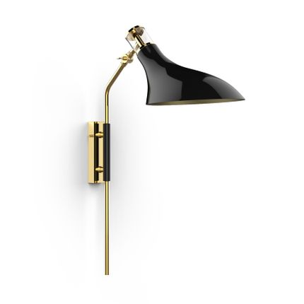 Wall lamps - COLMAN B -  Wall Lamp - VILLA LUMI