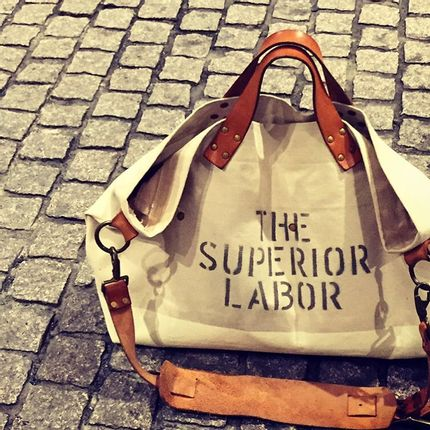 Sacs / cabas - THE SUPERIOR LABOR - Sacs en toile - MUY