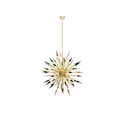 Ceiling lights - Outburst Chandelier - KOKET
