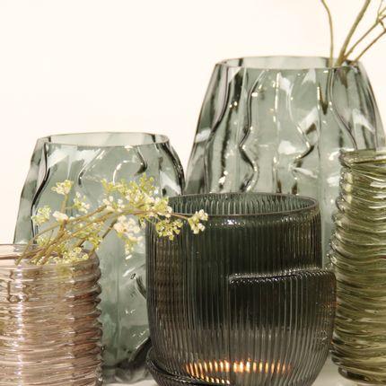 Vases - Glass  - QUETZALES