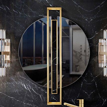 Mirrors - Shield Mirror - MAISON VALENTINA