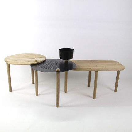 Tables basses - PETITE TABLE BASSE DIZY by LA MAILLERIE - DIZY