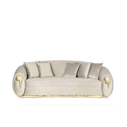 sofas - Soleil Sofa - COVET HOUSE