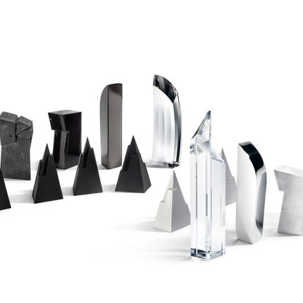 Design objects - Architecture and the City by Daniel Libeskind for Atelier Swarovski Home - ATELIER SWAROVSKI