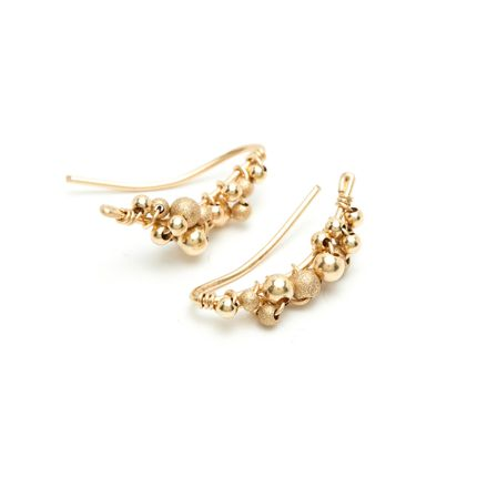 Jewelry - Ear cuff Cosmic Gold Filled 14kt - YAY PARIS / CHARLY JAMES
