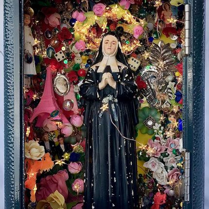 Decorative objects - Letter box Sainte Bernadette - NATURE SACRÉE