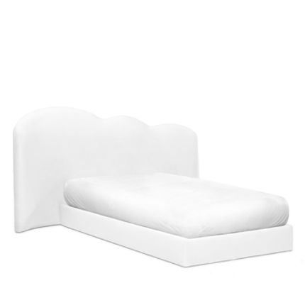Beds - Cloud Bed White - CIRCU