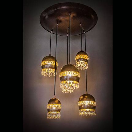 Ceiling lights - Pharaoh 6 - F+M FOS