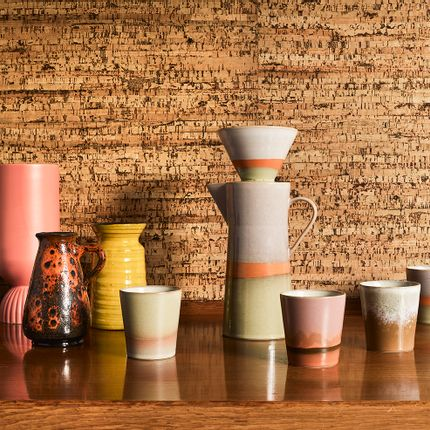 Mugs - 70s ceramics - HKLIVING