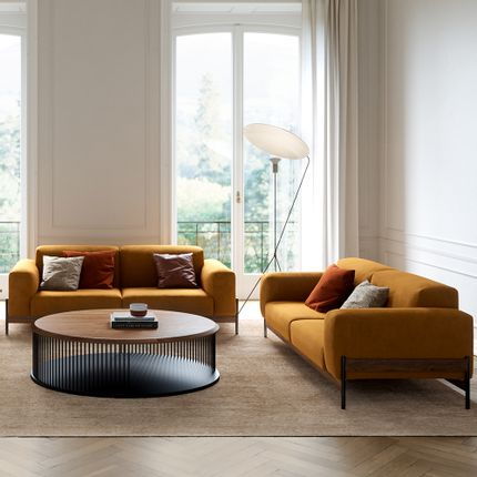 Sofas - Bowie Sofa - WEWOOD - PORTUGUESE JOINERY