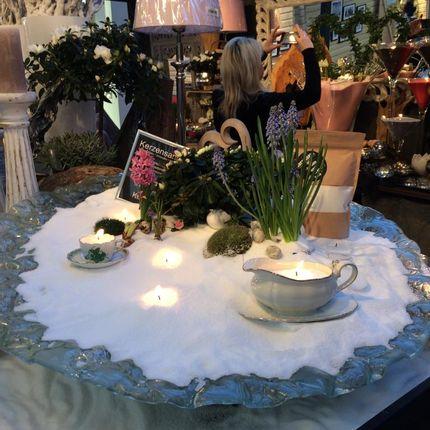 Decorative objects - Candlesand - GLASKÖNIG/ORIGINAL KERZENSAND