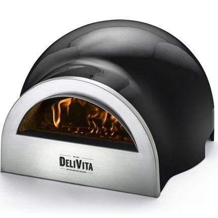 Barbecue - Le four très noir - XAPRON - FOUR DELIVITA