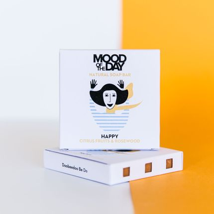Gift - MOOD OF THE DAY SOAP BAR - MOOD OF THE DAY