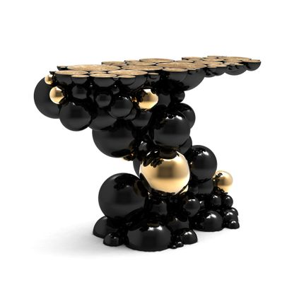 Tables consoles - NEWTON Table console - BOCA DO LOBO