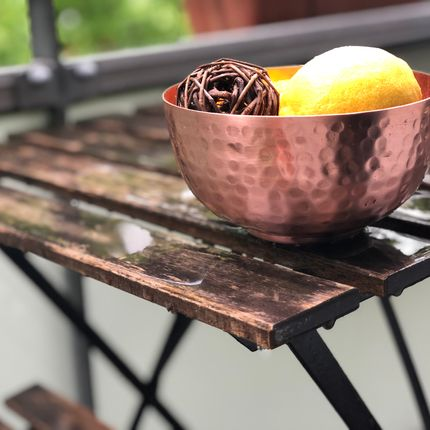 Bol - Decorative Copper bowl  - MAISON ZOE