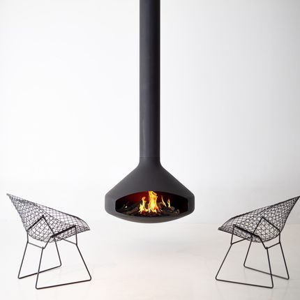 Fireplaces - Ergofocus e-focus - FOCUS CHEMINÉES CONTEMPORAINES