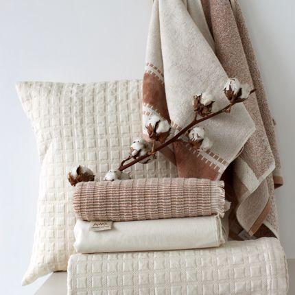 Bed linens - Collection 100% Organic Cotton - DE PORTUGAL NATURALMENTE