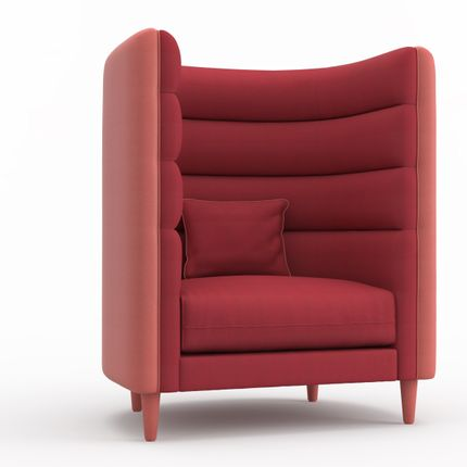 Armchairs - Elvie arm chair RDXH - ARIANESKÉ
