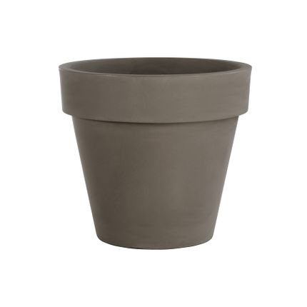 Vases - ONE ESSENT.FL.POT Ø100H90BROWN - LAUVRING