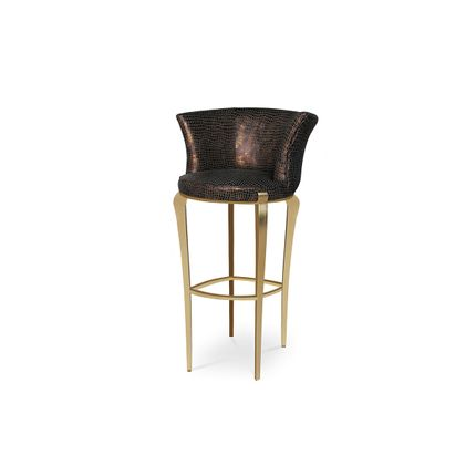 Chairs - Deliciosa Bar Stool - COVET HOUSE