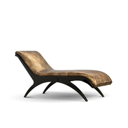 Lounge chairs - Zeba Lounge Chairs-Chaise  - COVET HOUSE