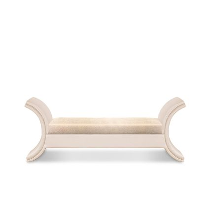 Lounge chairs - Luna Bench  - COVET HOUSE