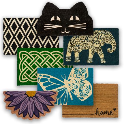 Design - Doormat and Entry Rugs - ENTRYWAYS/IUC BRANDS