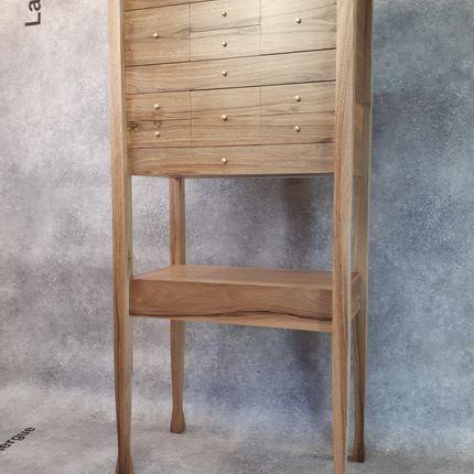Writing desks - Cabinet à bijoux COCON - LA FEUILLE DE BOIS