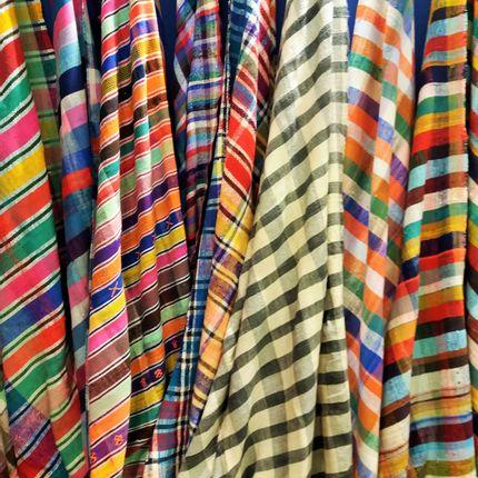Throw blankets - blankets/pleads/cushions/ottomans - MARTINE GORON