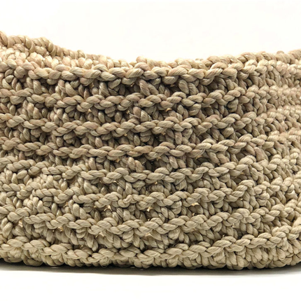 Rangements - Panier en tissu au crochet - MAISON ZOE