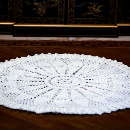 Classique - Tapis de crochet Istanbul - MAISON ZOE