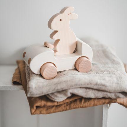 Jouets - Bunny Car  - BRIKI VROOM VROOM