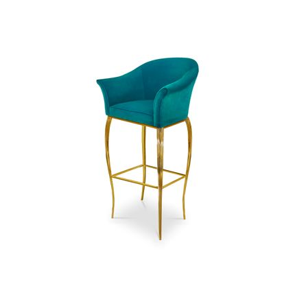 Chairs - Mimi Bar Stool  - COVET HOUSE