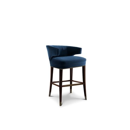 Chaises - Ibis Bar Stool - COVET HOUSE