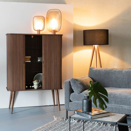 Sideboards - Barbier walnut series - ZUIVER