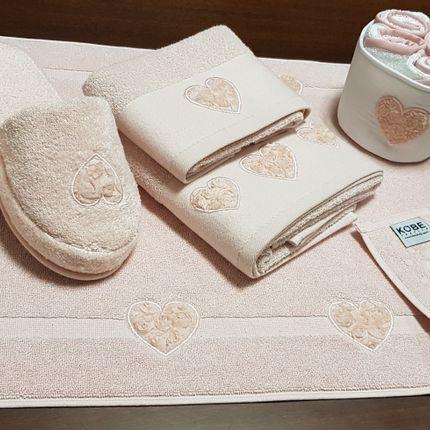 Bath towel - BATH SETS - KOBE TEKSTIL SAN VE TIC LTD