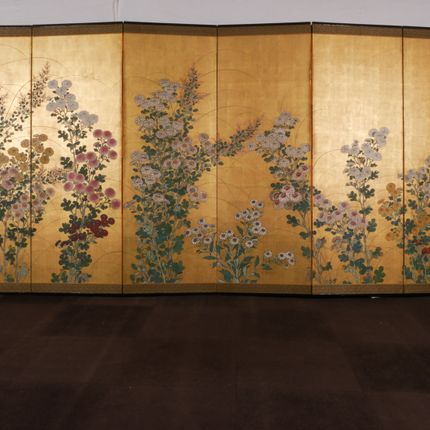 Unique pieces - JAPANESE SCREEN - THIERRY GERBER