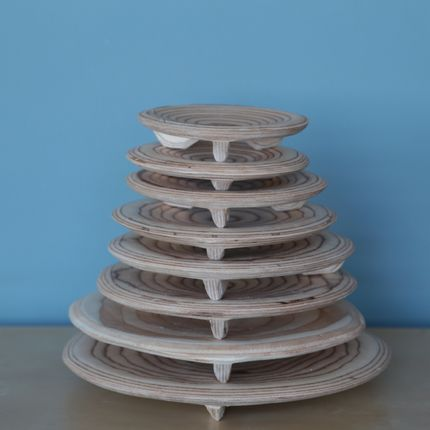 Trays - WOODEN PLATES - COOL COLLECTION