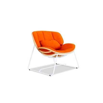 Lounge chairs - Tortue Lounge Chair - VIVERE