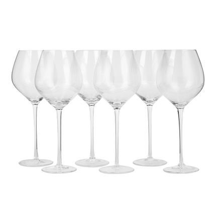 Stemware - Stemware Lead free Crystal - Wine Glass  - SHAZE LUXURY RETAIL PVT LTD