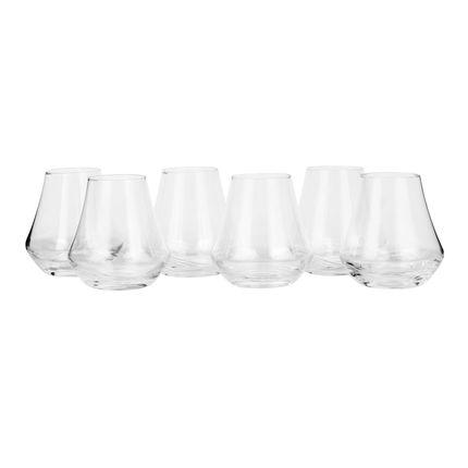 Lead free Crystal Drinking Glass - SHAZE LUXURY RETAIL PVT LTD