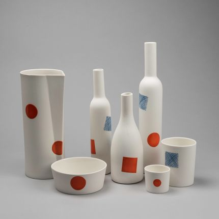 Mugs - pitchers, cups & co - JEAN-MARC FONDIMARE