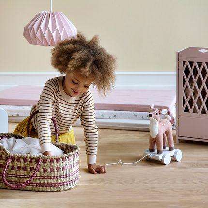 Toys - Doll's Moses Basket - CAM CAM COPENHAGEN