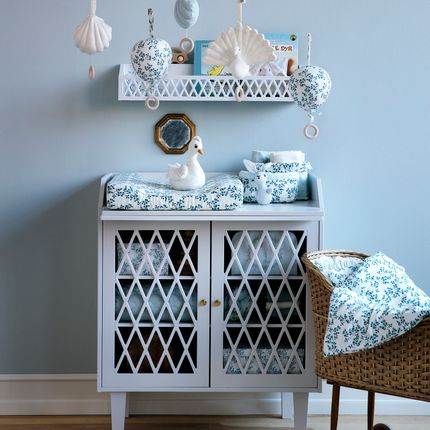 Baby furniture - Harlequin Changing Table - CAM CAM COPENHAGEN